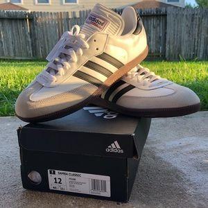 Mens Adidas Samba Classic Shoes